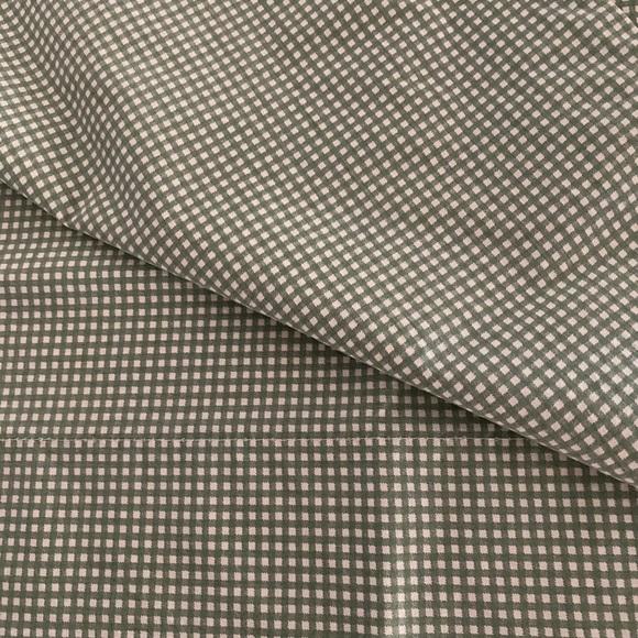 Ralph Lauren Allison Gingham Check Pillowcase